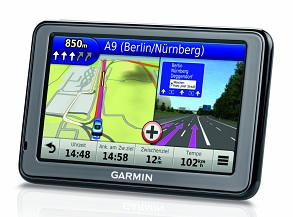Garmin-nuevi-2545-LMT-Testbericht