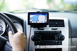 Test-Navigationsgeräte im Vergleich