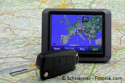 Navigationsgeräte Testsieger