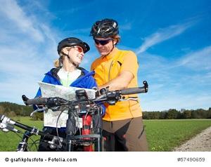 Fahrrad Navi Test