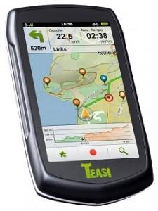 Teasi-One-Fahrradnavigation