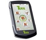 Teasi-One-Fahrrad-Naviation Test